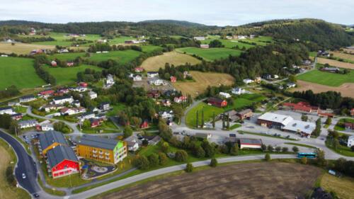 Stadsbygd omsorgssenter, Pertrø og sentrum