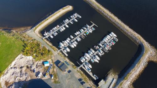 Stadsbygd Båtlag, Sandbakken Marina